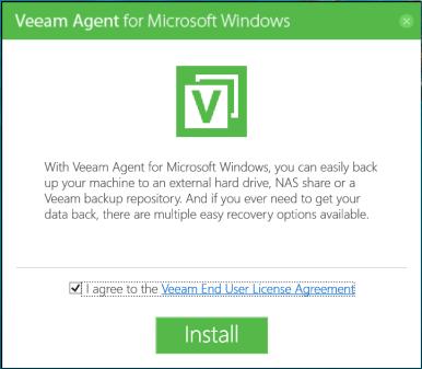 Veeam Agent for Windows 01