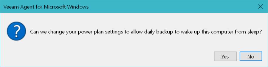 Veeam Agent for Windows Backup 07